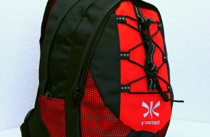 rucksacks and sports bags