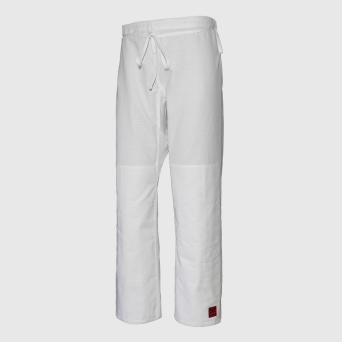 under hakama trousers, RIPSTOP, white