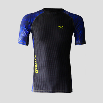 rashguard HEXAGON short sleeve