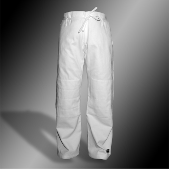 judo trousers TONBO - MASTER, white, 12oz