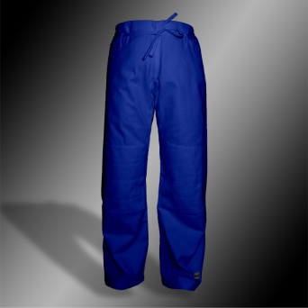 judo trousers TONBO - MASTER, blue, 12oz